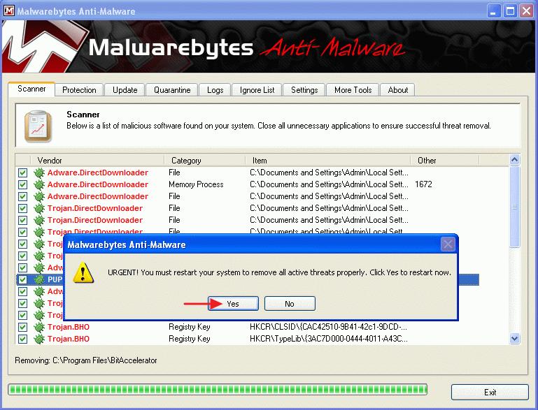 is malwarebytes free to use
