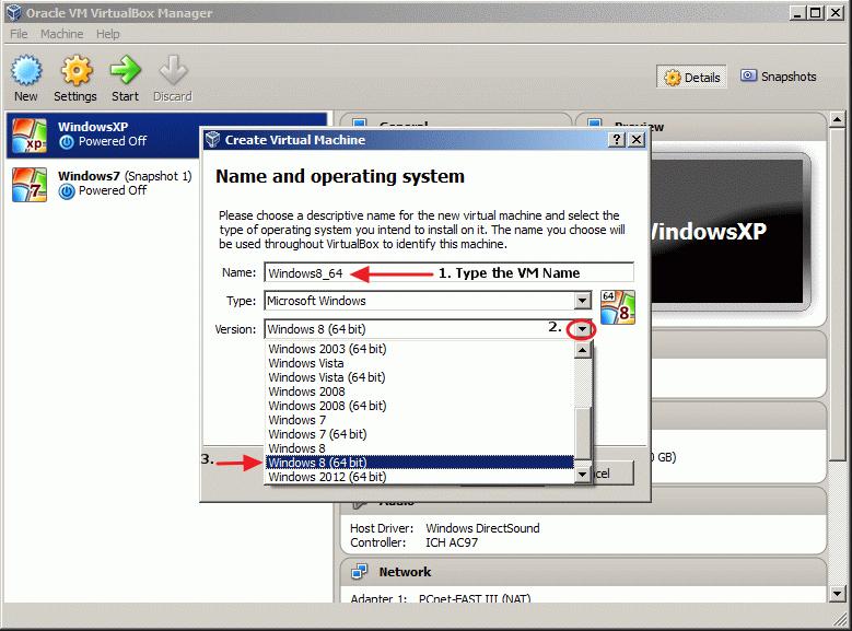 java machine 64bit