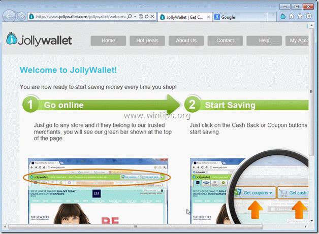 jollywallet - wintips.org