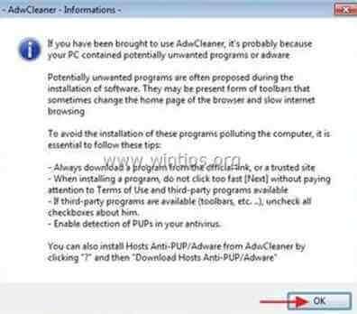adwcleaner-information