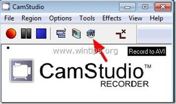 camstudio screen capture to swf flash