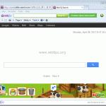 How to remove Mixidj toolbar – mixidj.delta-search.com browser hijacker