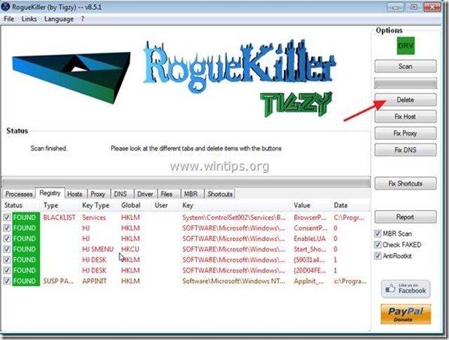 coredata how to delete all items