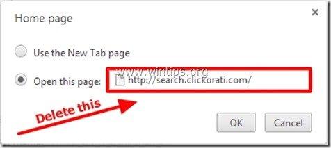 remove-clickorati-new-tab-chrome