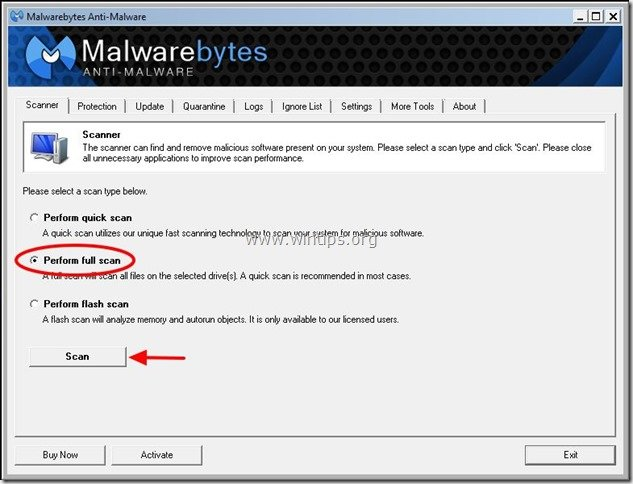 malwarebytes-antimalware-full-scan