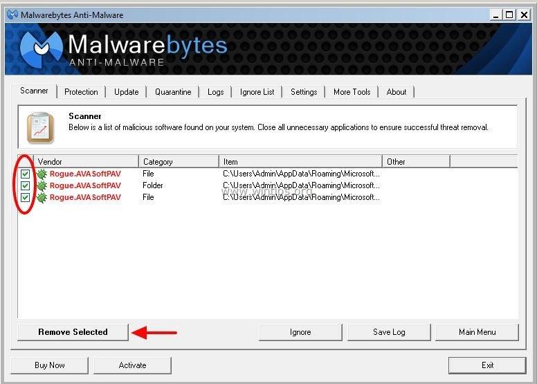 how to close malwarebytes antivirus