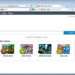How to remove MyPlayCity search and MyPlayCity toolbar hijacker