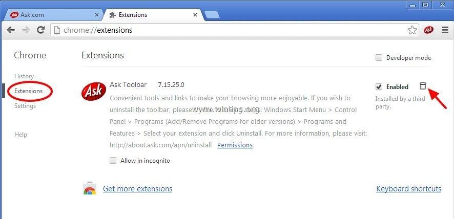 SearchBar - Chrome Web Store