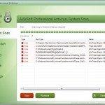 Remove AvaSoft Professional Antivirus