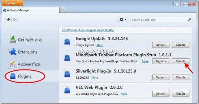 remove-mindspark-plugin-firefox