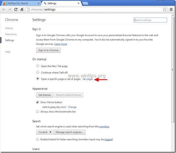 remove-myplaycity-homepage-crome