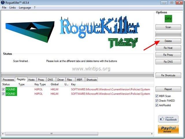 roguekiller-searchresults