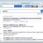 Remove Alot Search and Alot Toolbar
