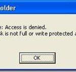 FIX: Cannot Delete File. Access is denied (Unlocker)