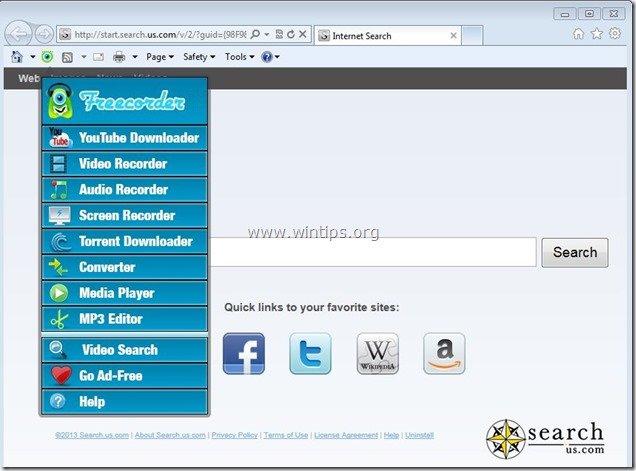 freecorder-toolbar