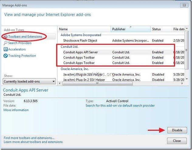 remove-conduit-apps-toolbar-internet