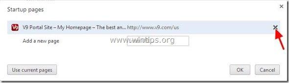 remove-v9.com-homepage