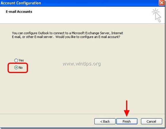 Restore Outlook PST
