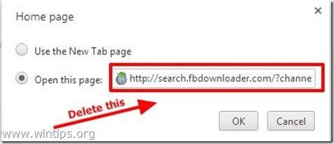 delete-fbdownloader-new-tab
