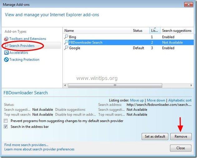 remove-fbdownloader-search-internet-explorer