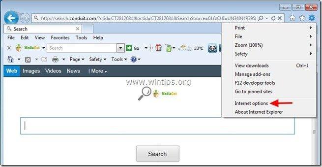 remove-mediaget-toolbar-internet-exp