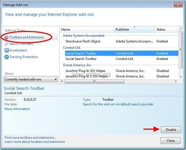 remove-social-search-toolbar-internet-explorer