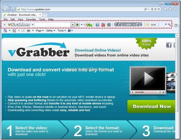 vgrabber-toolbar