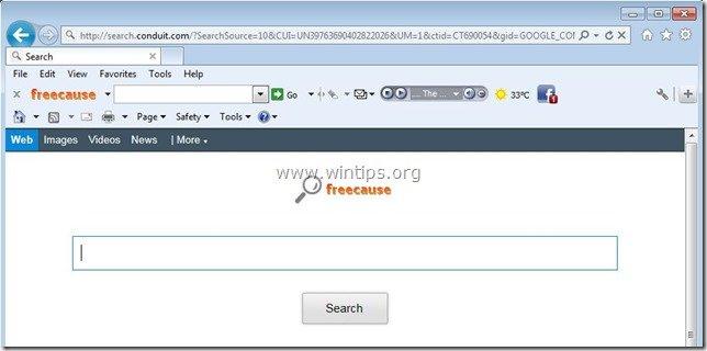 freecause-toolbar