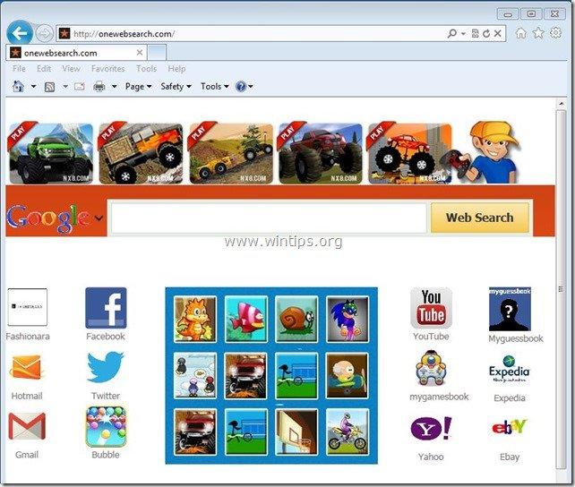 onewebsearch.com