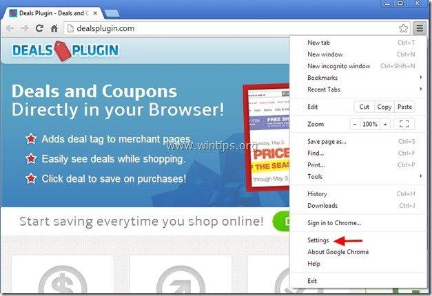 remove-deals-plugin-chrome