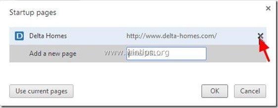 remove-delta-homes-homepage