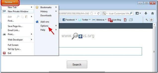 remove-vuze-toolbar-firefox