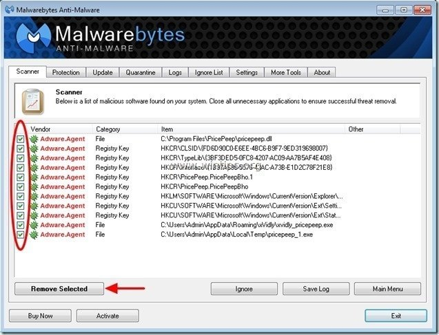 How to remove Safe PC Cleaner Rogue Software - wintips org