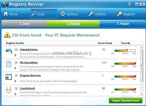 registry-reviver