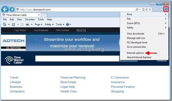 remove-dnsrsearch.com-internet-explorer