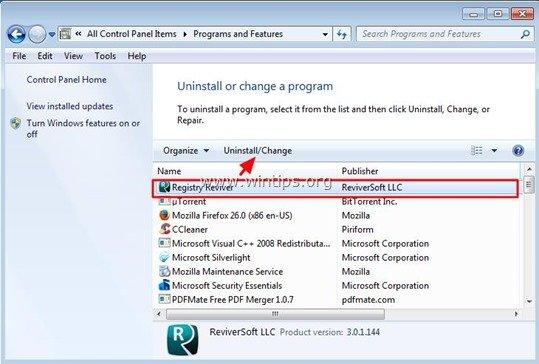 remove-registry-reviver