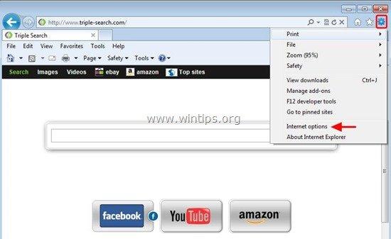 remove-triple-search-internet-explorer
