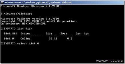 select-disk