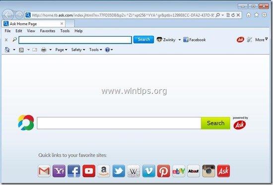 zwinky-toolbar