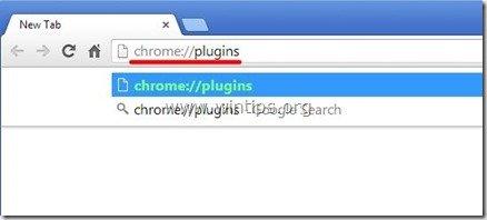 Disable Flash Player Chrome