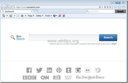 zensearch.com-homepage