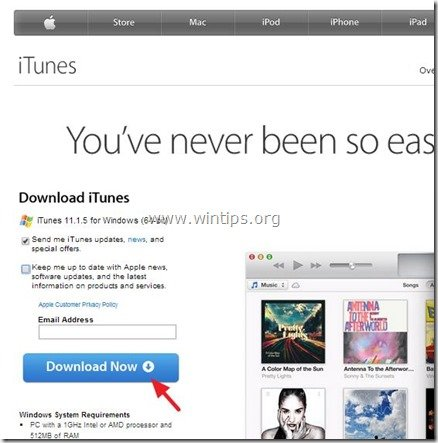 itunes-download-page