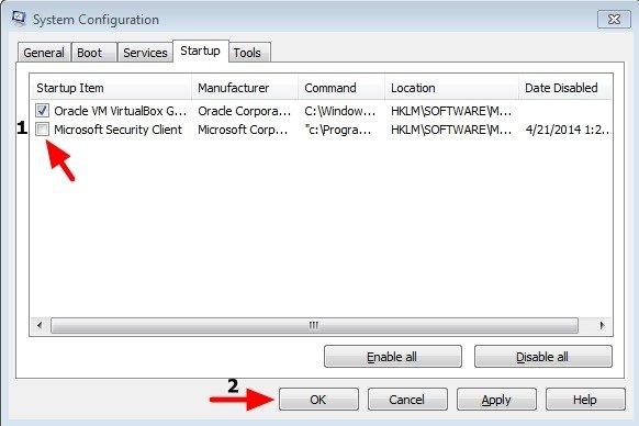 How To Fix Msmpeng Exe High Cpu Usage Problem Wintips Org Windows Tips How Tos
