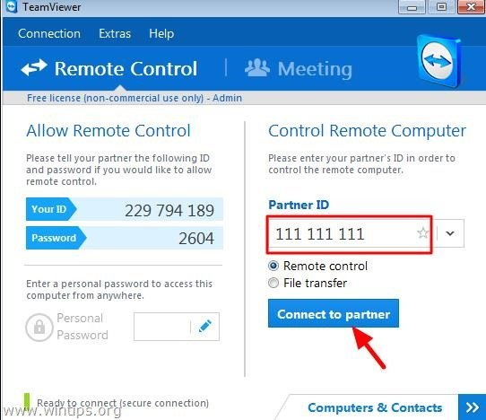 How to remotely access and control your computer for FREE