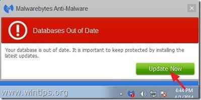 update-malwarebytes-anti-malware