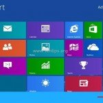 How to view and access all installed apps & programs in Windows 8 & 8.1 Modern Interface
