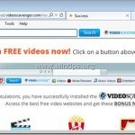 How to remove VideoScavenger toolbar (Adware Removal Guide)