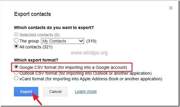 export_google_csv