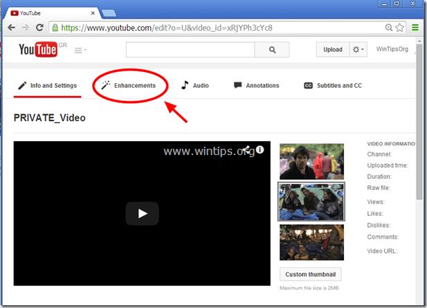 YouTube_Edit_Video_Enchancements