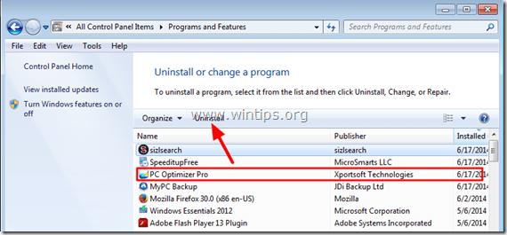 remove_PC_Optimizer_Pro